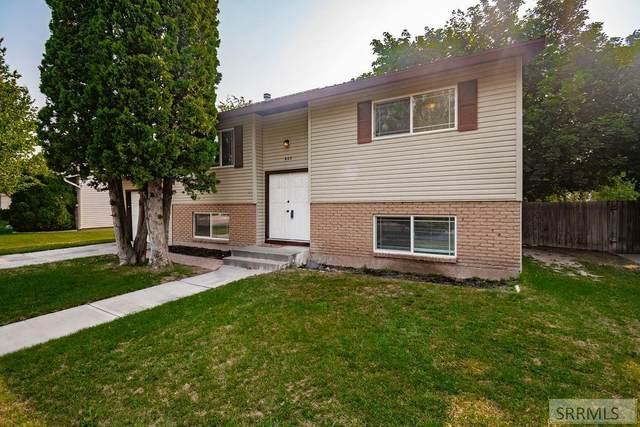 642 Neptune Drive, Idaho Falls, ID 83402 (MLS #2138487) :: The Perfect Home