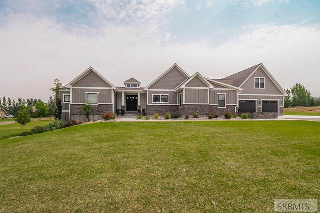 1687 Sage Hen Court, Ammon, ID 83406 (MLS #2138549) :: The Perfect Home