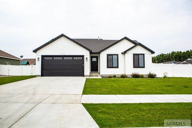 564 Roxbury, Idaho Falls, ID 83402 (MLS #2138559) :: The Perfect Home