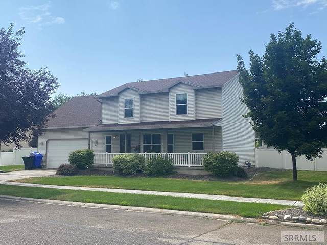 64 Ponderosa Avenue, Rexburg, ID 83440 (MLS #2138560) :: The Perfect Home