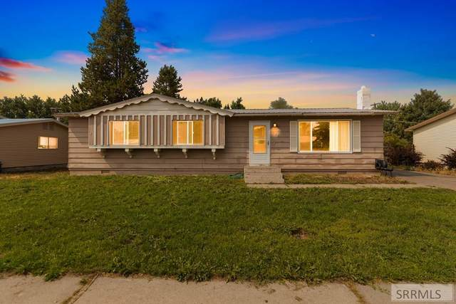 525 W Targhee Street, St Anthony, ID 83445 (MLS #2138563) :: The Perfect Home