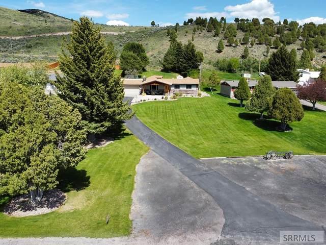 1744 Cedar View Road, Soda Springs, ID 83276 (MLS #2138575) :: The Perfect Home