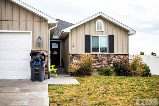 3675 Delaware Avenue, Idaho Falls, ID 83404 (MLS #2138589) :: Silvercreek Realty Group