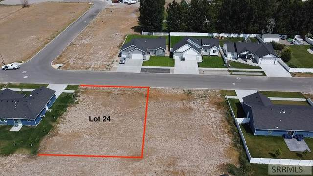 TBD L24 Plains Drive, Blackfoot, ID 83221 (MLS #2138594) :: Silvercreek Realty Group