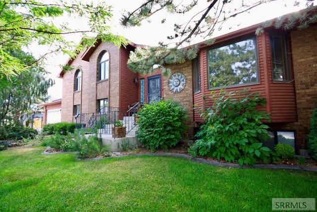 340 Appaloosa Street, Pocatello, ID 83201 (MLS #2138622) :: Silvercreek Realty Group