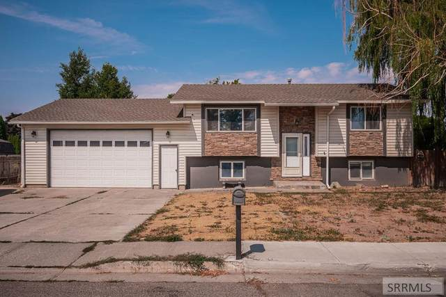 975 Stevens Drive, Idaho Falls, ID 83401 (MLS #2138626) :: Silvercreek Realty Group