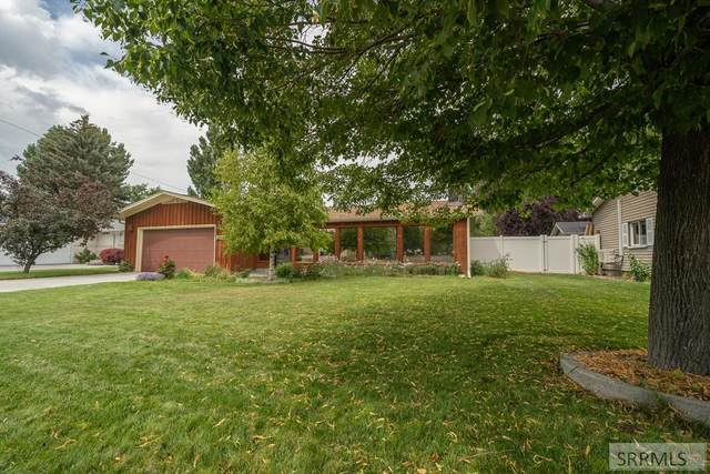 1405 E. S 25th Street, Idaho Falls, ID 83404 (MLS #2138694) :: The Perfect Home
