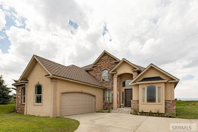 40 Baywood, Driggs, ID 83422 (MLS #2138705) :: The Perfect Home