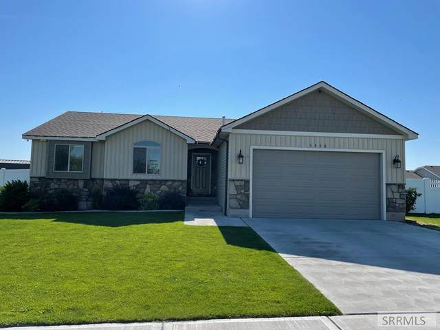 3998 N Shale Avenue, Idaho Falls, ID 83401 (MLS #2138946) :: The Perfect Home