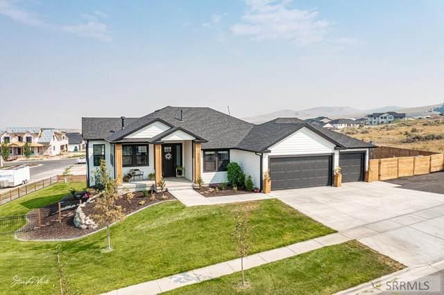 3242 Iron Bend Drive, Pocatello, ID 83201 (MLS #2139056) :: The Perfect Home