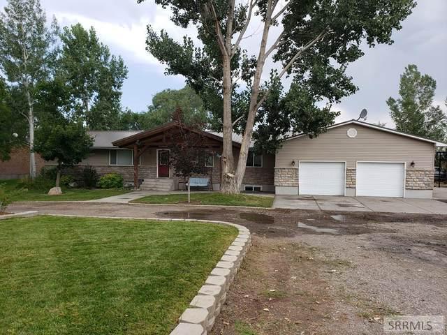 3886 W 1000 N, Rexburg, ID 83440 (MLS #2139143) :: Team One Group Real Estate