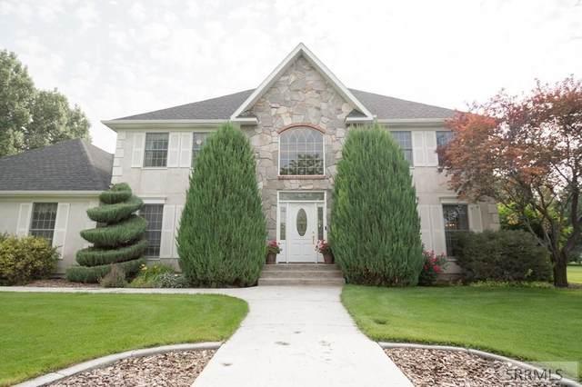 5031 S Mauna Lani Lane, Idaho Falls, ID 83404 (MLS #2139275) :: The Perfect Home
