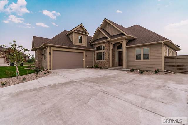 135 Sagewood Drive, Driggs, ID 83422 (MLS #2139299) :: The Perfect Home