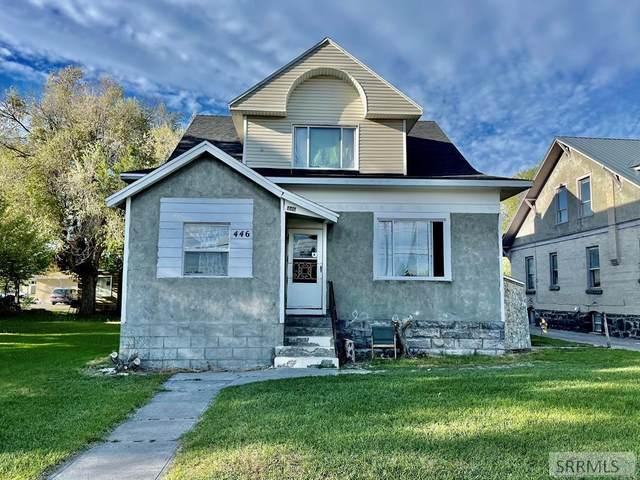 446 G Street, Idaho Falls, ID 83402 (MLS #2139321) :: The Perfect Home