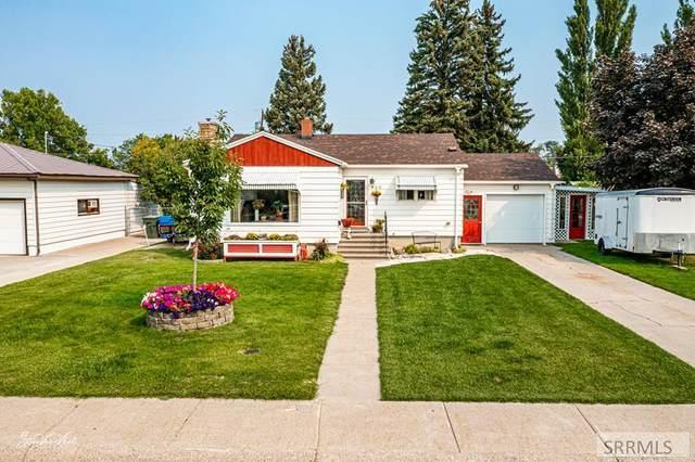 766 Fir Street, Pocatello, ID 83201 (MLS #2139379) :: The Perfect Home