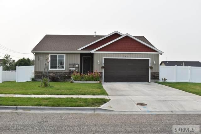 3111 Simon Street, Idaho Falls, ID 83402 (MLS #2139391) :: The Perfect Home