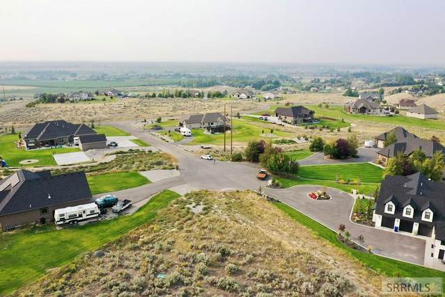 TBD Silver Spur Court, Ammon, ID 83406 (MLS #2139408) :: Team One Group Real Estate