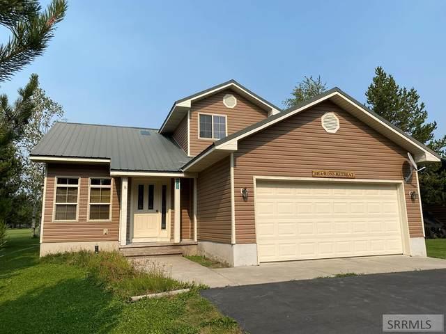 4177 N Big Springs Loop Road, Island Park, ID 83429 (MLS #2139478) :: Team One Group Real Estate