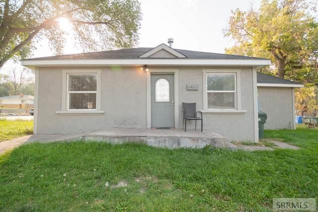 1455 E Center Street, Pocatello, ID 83201 (MLS #2139505) :: The Perfect Home