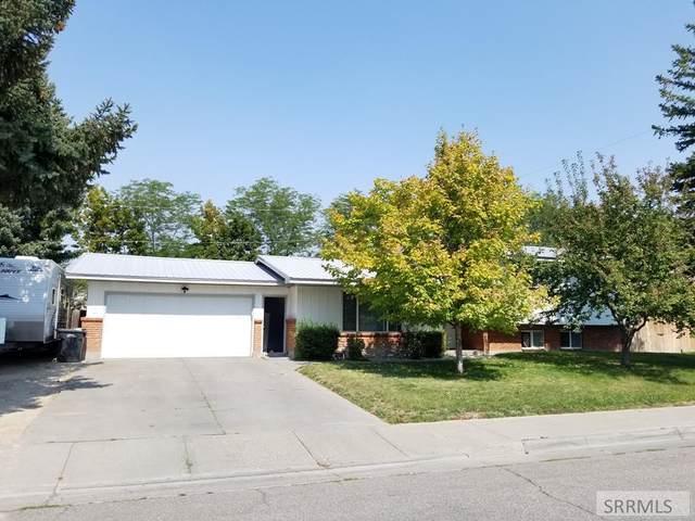 1698 Carmel Drive, Idaho Falls, ID 83402 (MLS #2139507) :: Silvercreek Realty Group
