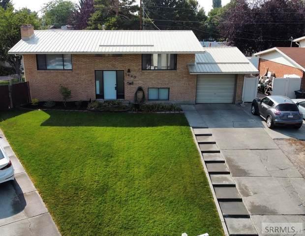 1440 Riviera Drive, Idaho Falls, ID 83404 (MLS #2139550) :: The Perfect Home