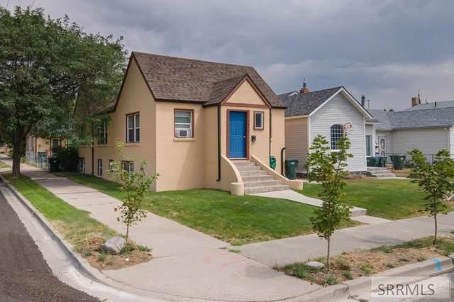 560 N Grant Avenue, Pocatello, ID 83204 (MLS #2139571) :: The Perfect Home