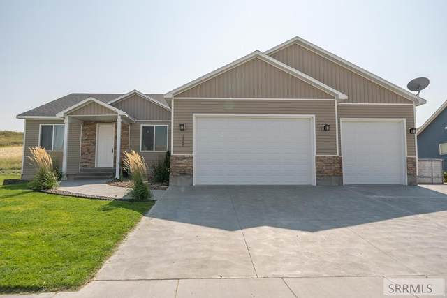 1249 Stone Drive, Rexburg, ID 83440 (MLS #2139581) :: The Perfect Home