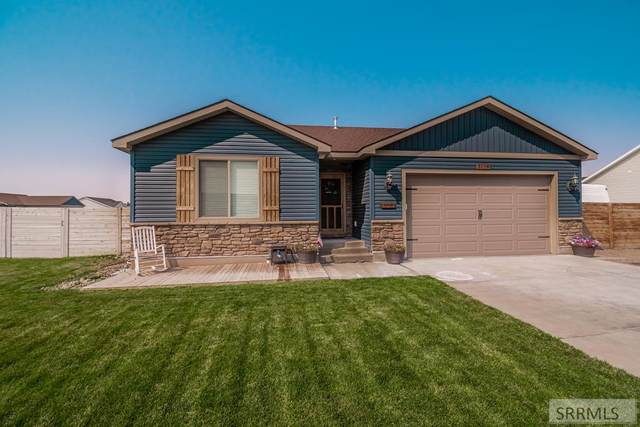 3699 N Rain Tree Street, Idaho Falls, ID 83401 (MLS #2139614) :: The Perfect Home