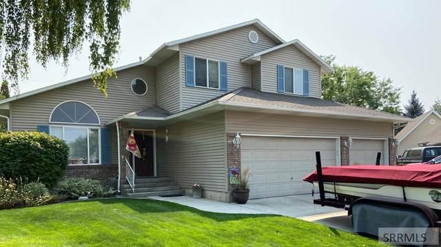 500 Brent Street, Pocatello, ID 83201 (MLS #2139653) :: Team One Group Real Estate