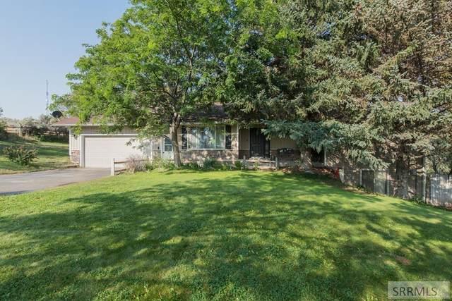 6865 E Rimrock Drive, Idaho Falls, ID 83406 (MLS #2139694) :: Team One Group Real Estate