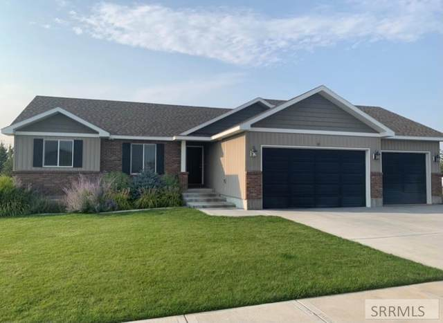 3895 E Lakefield Lane, Ammon, ID 83406 (MLS #2139704) :: Team One Group Real Estate