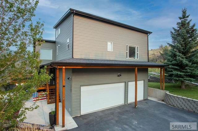 1505 N Mink Creek Road, Pocatello, ID 83204 (MLS #2139707) :: The Perfect Home