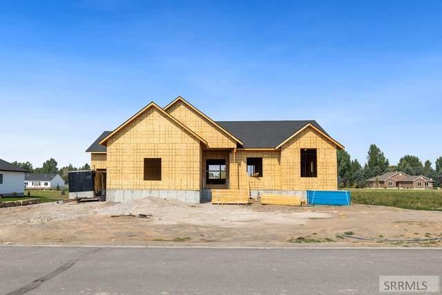 970 Pine Brook Lane, Rexburg, ID 83440 (MLS #2139708) :: The Perfect Home