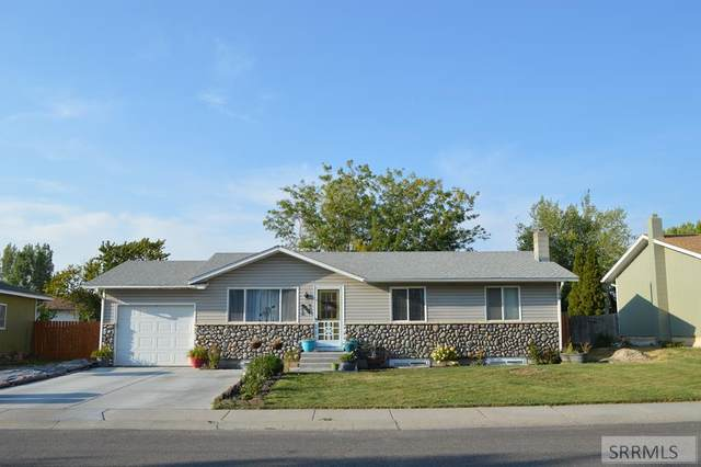 1612 Kinghorn Drive, Pocatello, ID 83201 (MLS #2139722) :: The Perfect Home