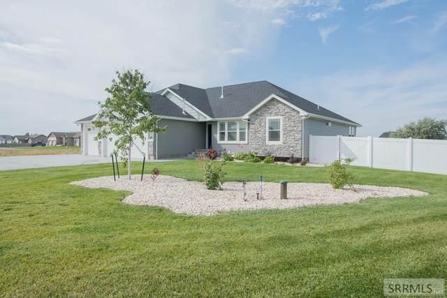 141 N 3752 East, Rigby, ID 83442 (MLS #2139724) :: Team One Group Real Estate