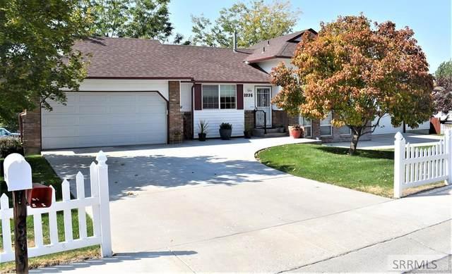 2235 Diane Lane, Pocatello, ID 83201 (MLS #2139753) :: Team One Group Real Estate
