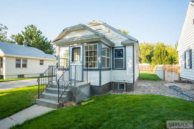 236 12 N, Pocatello, ID 83201 (MLS #2139762) :: The Perfect Home