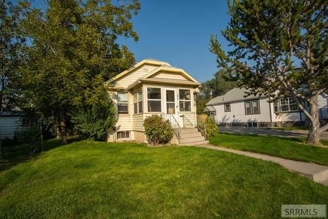 244 12 N, Pocatello, ID 83201 (MLS #2139764) :: The Perfect Home