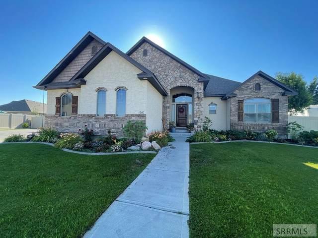 1707 Marsala Court, Idaho Falls, ID 83401 (MLS #2139813) :: Team One Group Real Estate