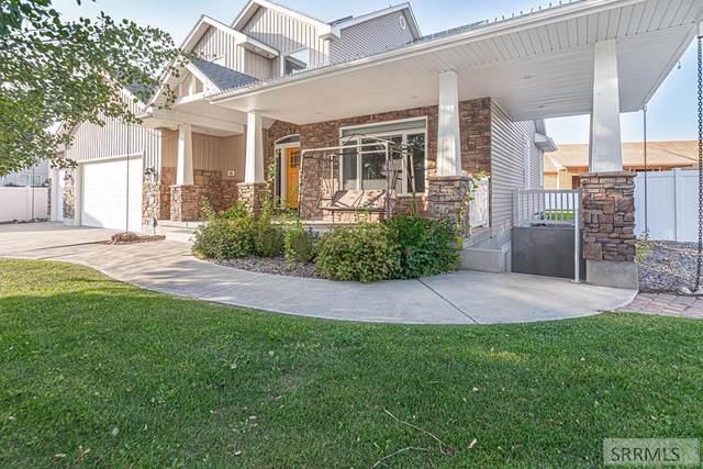 2165 Irene Lane, Idaho Falls, ID 83404 (MLS #2139814) :: Team One Group Real Estate