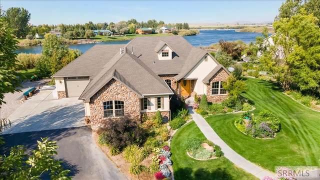 31 N 3202 E, Idaho Falls, ID 83401 (MLS #2139849) :: Team One Group Real Estate
