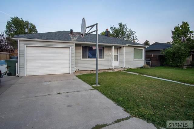 1024 Gray Avenue, Pocatello, ID 83201 (MLS #2139940) :: Team One Group Real Estate