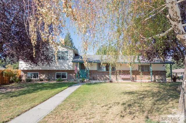 1004 S Grizzly Avenue, Idaho Falls, ID 83402 (MLS #2139941) :: Silvercreek Realty Group