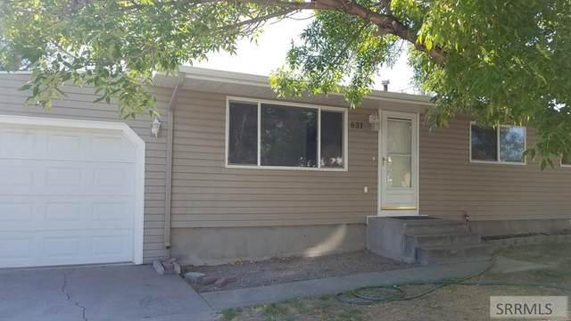 831 Jessie Avenue, Pocatello, ID 83201 (MLS #2139944) :: Silvercreek Realty Group
