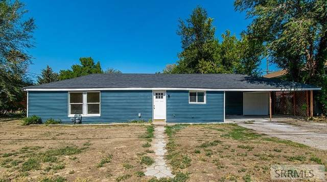 815 E Cedar Street, Pocatello, ID 83201 (MLS #2139958) :: Silvercreek Realty Group