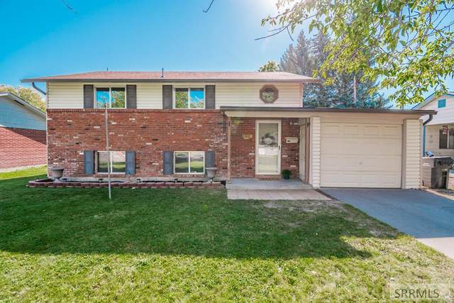 740 Melrose Drive, Idaho Falls, ID 83401 (MLS #2139959) :: Silvercreek Realty Group