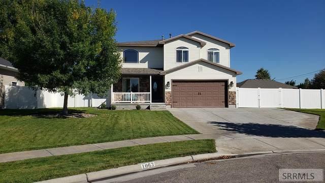 1063 Oxbow Lane, Idaho Falls, ID 83404 (MLS #2139964) :: Silvercreek Realty Group