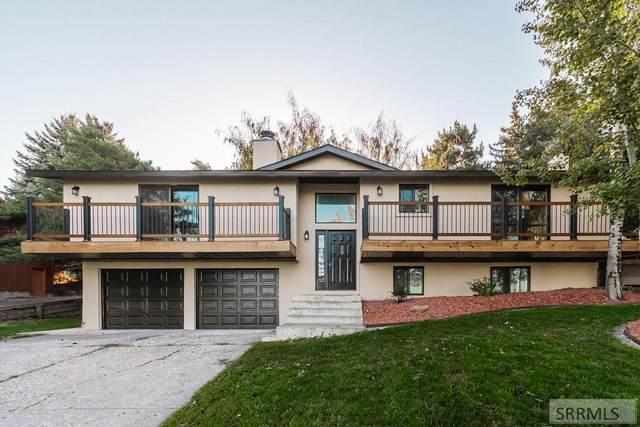 11585 S Pinehurst Drive, Idaho Falls, ID 83404 (MLS #2139965) :: Team One Group Real Estate