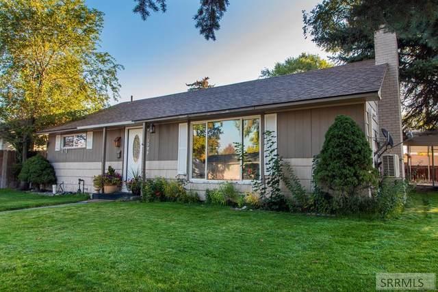1395 Susanne Avenue, Idaho Falls, ID 83404 (MLS #2139966) :: Silvercreek Realty Group
