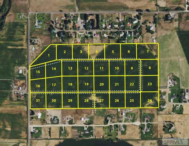 L8 B1 N 1800 E, St Anthony, ID 83445 (MLS #2140015) :: Team One Group Real Estate